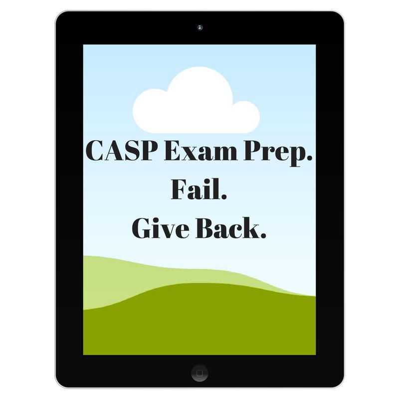 Casp Exam Prep Fail Give Back Career Advice For Women In Security