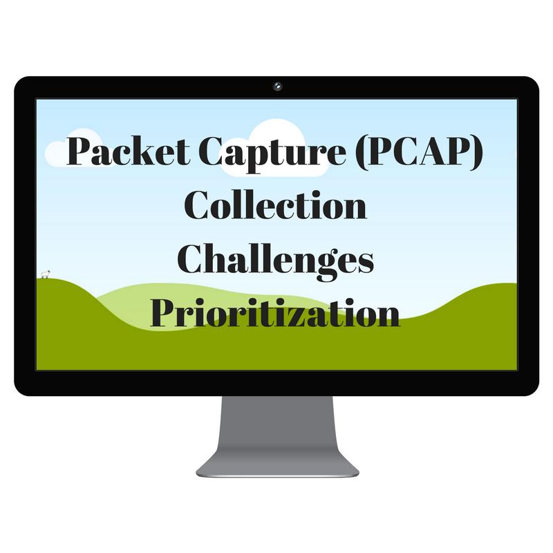 Forensics Sources Part 1: Packet Capture (PCAP) – Career